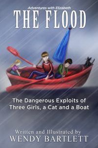 The Flood: The Dangerous Exploits of Three Girls, a Cat and a Boat